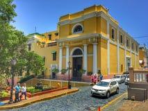 EL Convento Photographie stock libre de droits