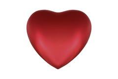 El corazón 3D rinde Imagen de archivo