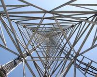 El corazón de una torre Fotografía de archivo libre de regalías