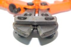 El cortador de alambre Foto de archivo libre de regalías