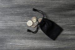 El corte de la moneda, moneda, lira turca, mina la lira turca, Foto de archivo libre de regalías