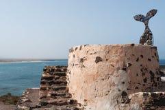 El Cotillo, Фуэртевентура, Канарские острова, Испания Стоковые Изображения RF