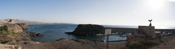 El Cotillo, Фуэртевентура, Канарские острова, Испания Стоковые Фотографии RF