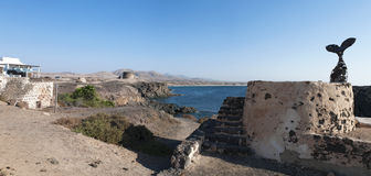 El Cotillo, Фуэртевентура, Канарские острова, Испания Стоковые Изображения