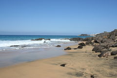 El Cotillo Beach Stock Image