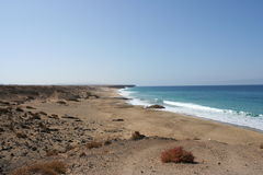 El Cotillo Beach Stock Images