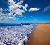 El Cotillo Beach Fuerteventura Canary islands Royalty Free Stock Image