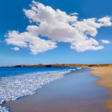 El Cotillo Beach Fuerteventura Canary islands Stock Photography