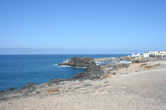 El Cotillo Coast Royalty Free Stock Images