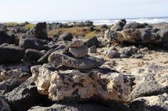 El Cotillo coast - Fuerteventura royalty free stock images
