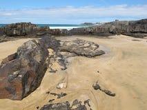 EL Cotillo de Fuerteventura Imagenes de archivo
