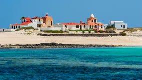 El Cotillo a Fuerteventura Canary island Spain Royalty Free Stock Photo