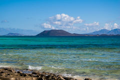 El Cotillo a Fuerteventura Canary island Spain Stock Images