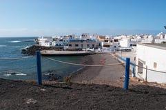 El Cotillo, Fuerteventura, kanariefågelöar, Spanien Royaltyfria Bilder