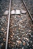 El cruzar de dos maneras Imagen de archivo