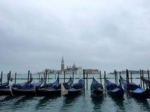 El cuadrado de StMark, plaza San Marco Foto de archivo libre de regalías