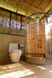 El cuarto de baño Foto de archivo libre de regalías