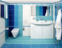 El cuarto de baño de lujo Foto de archivo