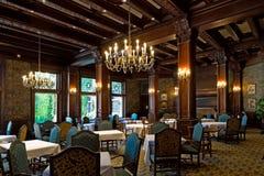 El cuarto de la emperatriz en el hotel de la emperatriz Fotografía de archivo