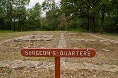 El cuarto del cirujano Fotografía de archivo libre de regalías