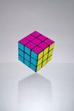 El cubo de Rubik Imagen de archivo