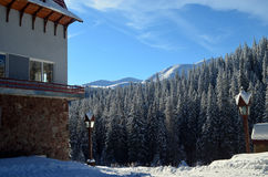 El cuento de los inviernos fotografía de archivo
