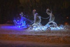 El cuento del invierno Imagen de archivo libre de regalías