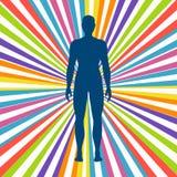 El cuerpo humano Foto de archivo libre de regalías