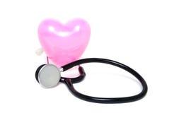 El cuidar del corazón Imágenes de archivo libres de regalías