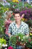El cultivar un huerto. Imágenes de archivo libres de regalías