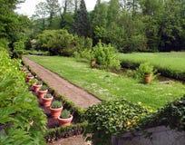 El cultivar un huerto. Fotografía de archivo