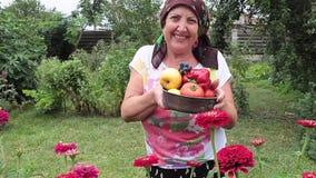 El cultivar un huerto feliz