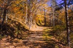 El Cumberland Gap pasa por alto imagenes de archivo