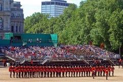 El cumpleaños Parade? de Queen?s. Imagen de archivo libre de regalías