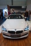 El cupé ejecutivo de BMW 640i Gran del cupé Imagen de archivo