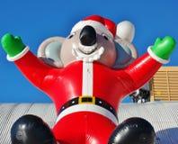 El día de fiesta de la Navidad celebró abajo debajo en verano en Sydney Foto de archivo