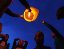 El día de los niños internacionales Imagen de archivo libre de regalías