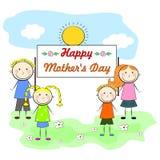 El día de madres Fotos de archivo