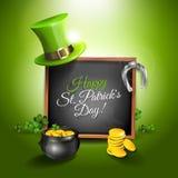 El día de St Patrick Imagen de archivo libre de regalías
