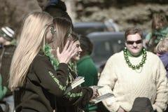 El día 11 de St Patrick Fotografía de archivo libre de regalías
