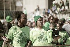 El día 11 de St Patrick Fotos de archivo libres de regalías