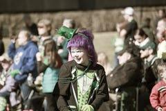 El día 9 de St Patrick Fotos de archivo libres de regalías