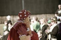 El día 8 de St Patrick Imágenes de archivo libres de regalías