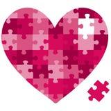 ¡El día de tarjeta del día de San Valentín! Fotografía de archivo