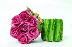 el día de tarjeta del día de San Valentín precioso Imagen de archivo libre de regalías