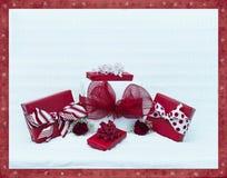 El día de tarjetas del día de San Valentín empaqueta 2 Imágenes de archivo libres de regalías