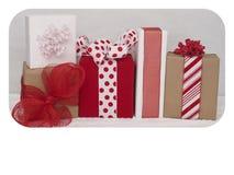 El día de tarjetas del día de San Valentín empaqueta 3 Fotografía de archivo libre de regalías