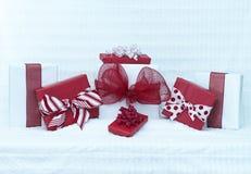 El día de tarjetas del día de San Valentín empaqueta 5 Imagenes de archivo