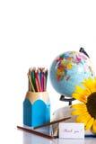 ¡El día del profesor! Imagen de archivo