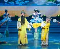 El Día del Trabajo Ópera-general del ` s de Tang Minghuang y del sindicato de Yang Guifei- Pekín muestra Fotografía de archivo